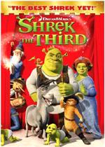Poster Shrek terzo  n. 1
