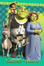 Poster Shrek terzo  n. 2
