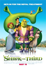 Poster Shrek terzo  n. 5