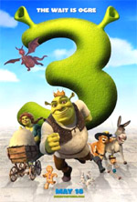 Poster Shrek terzo  n. 6