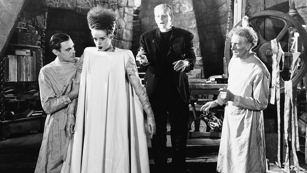 La moglie di Frankenstein - Film (1935) - MYmovies.it