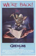 Poster Gremlins  n. 1