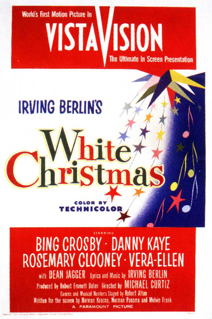 Trailer Bianco Natale
