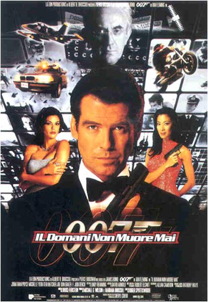 Trailer 007 - Il domani non muore mai