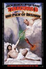 Poster Tenacious D e il destino del rock  n. 3