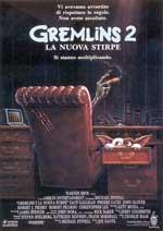 Locandina Gremlins 2 - La nuova stirpe