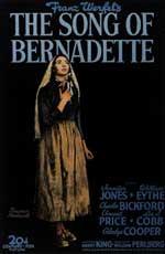 Locandina Bernadette