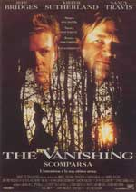 Locandina The Vanishing - Scomparsa