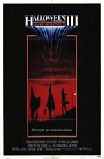 Poster Halloween III - Il signore della notte  n. 1
