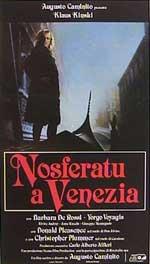Locandina Nosferatu a Venezia