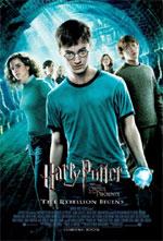 Poster Harry Potter e l'ordine della fenice  n. 1
