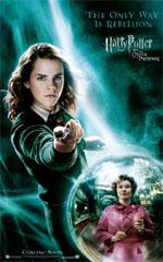 Poster Harry Potter e l'ordine della fenice  n. 10