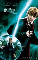 Poster Harry Potter e l'ordine della fenice  n. 12