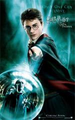 Poster Harry Potter e l'ordine della fenice  n. 13
