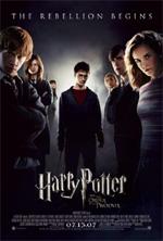 Poster Harry Potter e l'ordine della fenice  n. 15