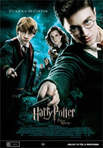 Poster Harry Potter e l'ordine della fenice  n. 18