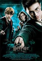 Poster Harry Potter e l'ordine della fenice  n. 19