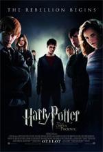 Poster Harry Potter e l'ordine della fenice  n. 2
