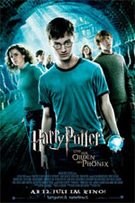 Poster Harry Potter e l'ordine della fenice  n. 26