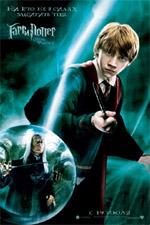 Poster Harry Potter e l'ordine della fenice  n. 28