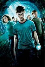 Poster Harry Potter e l'ordine della fenice  n. 32