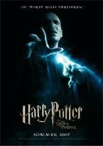 Poster Harry Potter e l'ordine della fenice  n. 34