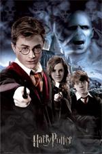 Poster Harry Potter e l'ordine della fenice  n. 5