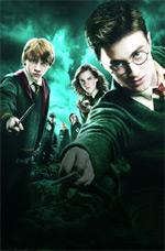 Poster Harry Potter e l'ordine della fenice  n. 6