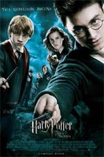 Poster Harry Potter e l'ordine della fenice  n. 7