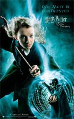 Poster Harry Potter e l'ordine della fenice  n. 8