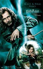 Poster Harry Potter e l'ordine della fenice  n. 9