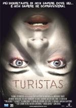 Poster Turistas  n. 0