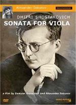 Locandina Sonata per viola. Dmitrij Shostakovich