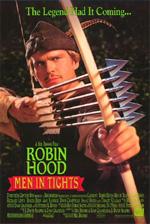 Locandina Robin Hood - Un uomo in calzamaglia