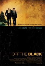 Locandina Off the Black