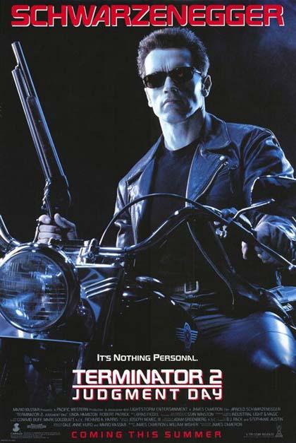 Poster Terminator 2 - Il giorno del giudizio