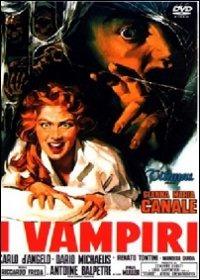 Locandina I vampiri