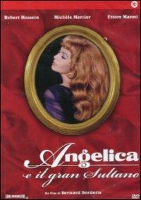 Poster Angelica e il gran sultano  n. 0
