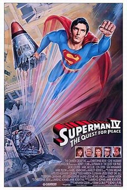 Trailer Superman IV