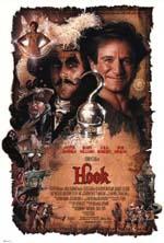 Poster Hook - Capitan uncino  n. 1