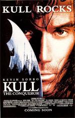 Locandina Kull il conquistatore