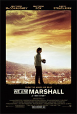 Locandina We Are Marshall