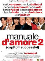 Trailer Manuale d'amore 2 (Capitoli successivi)