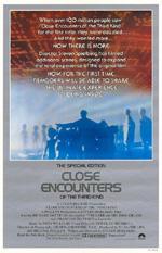 Poster Incontri ravvicinati del terzo tipo  n. 1