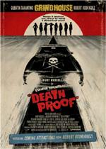 Poster Grindhouse - A prova di morte  n. 1