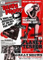 Poster Grindhouse - A prova di morte  n. 10
