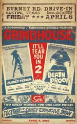 Poster Grindhouse - A prova di morte  n. 11