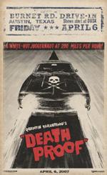 Poster Grindhouse - A prova di morte  n. 12