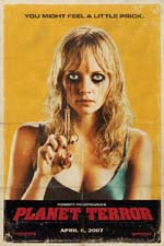 Poster Grindhouse - A prova di morte  n. 16