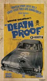 Poster Grindhouse - A prova di morte  n. 5